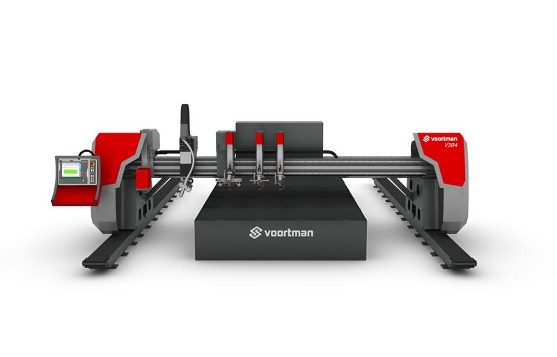 VOORTMAN - PLATE PROCESSING