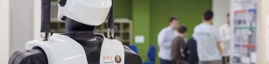 HAAS AUTOMATION: Η τεχνολογία CNC στον σχεδιασμό ανθρωποειδών ρομπότ εξυπηρέτησης